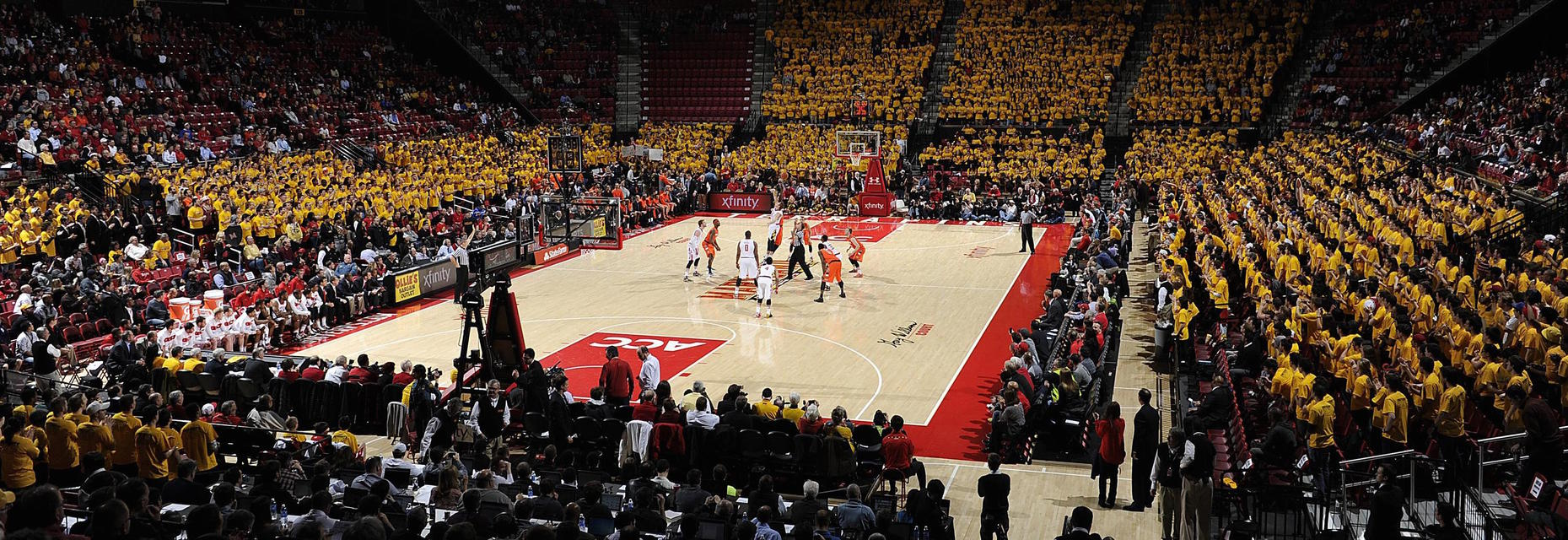 Maryland Basketball Tickets