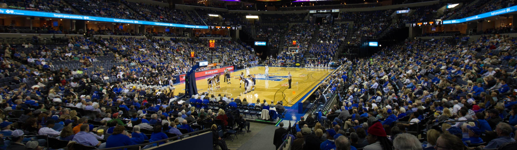 Memphis Basketball Tickets