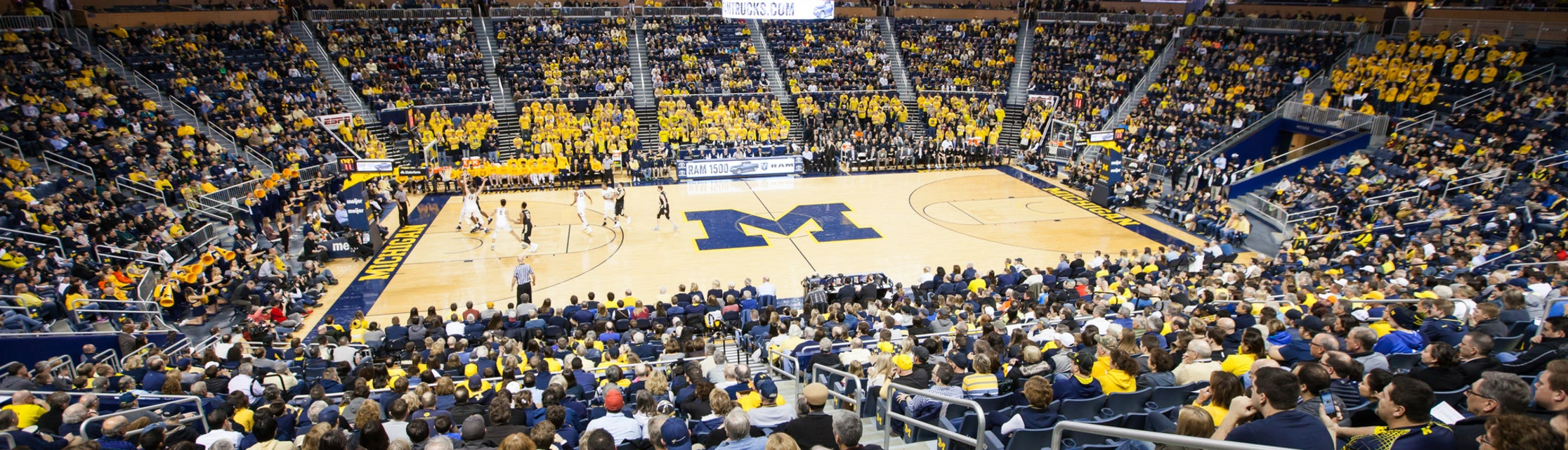Michigan Basketball Tickets