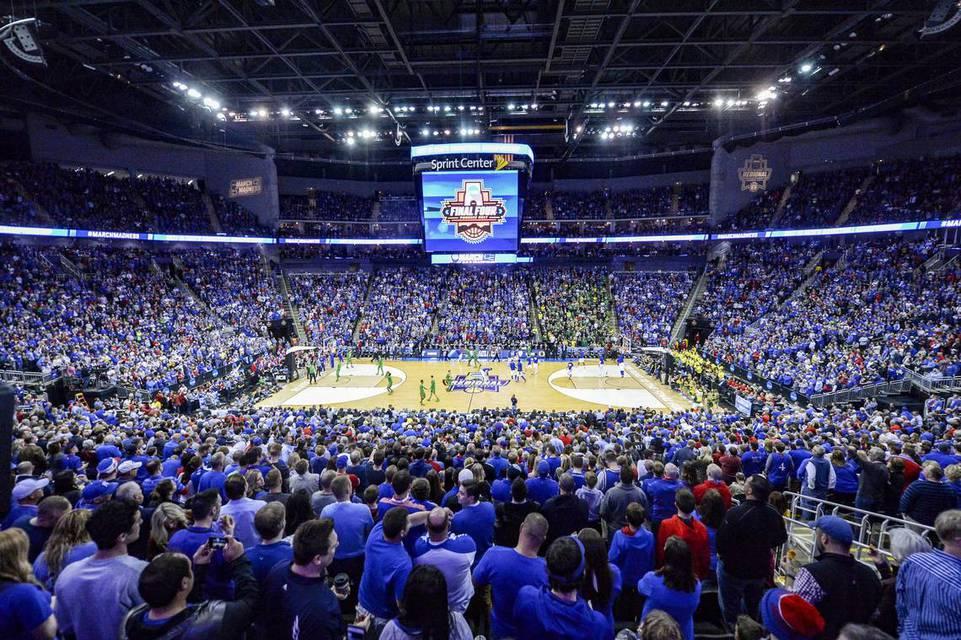 NCAA Tournament @ Sprint Center Tickets