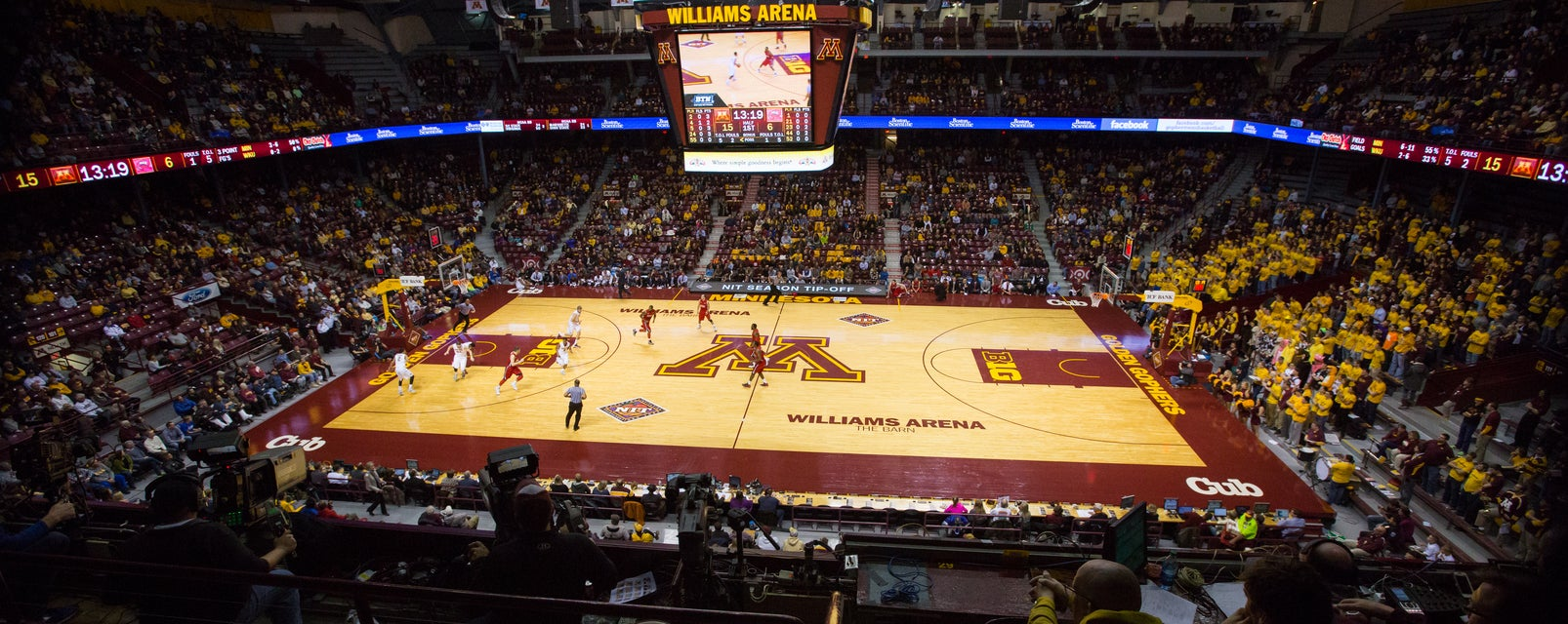Minnesota Basketball Tickets
