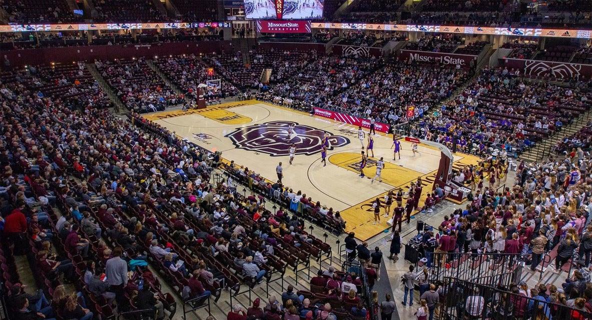 Missouri State Basketball Tickets
