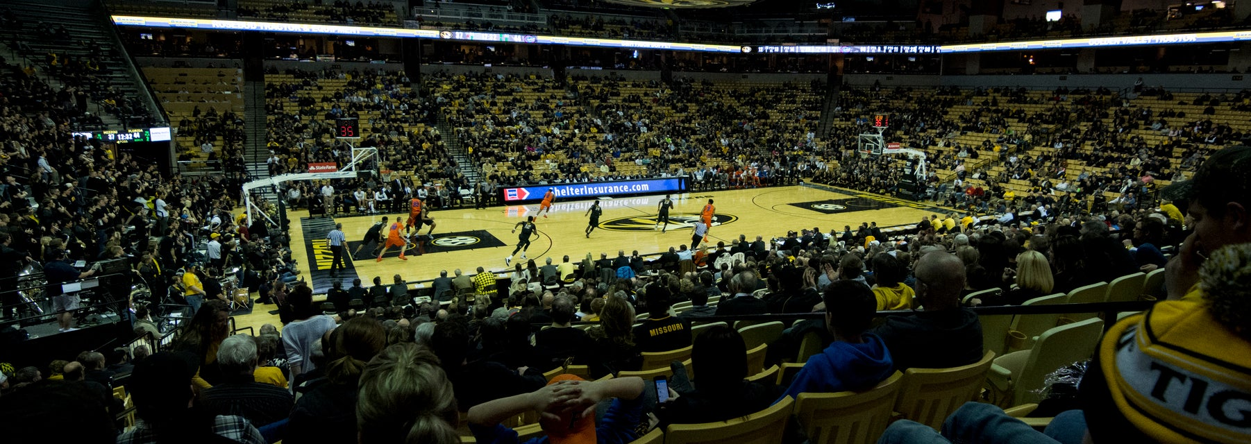 Missouri Basketball Tickets