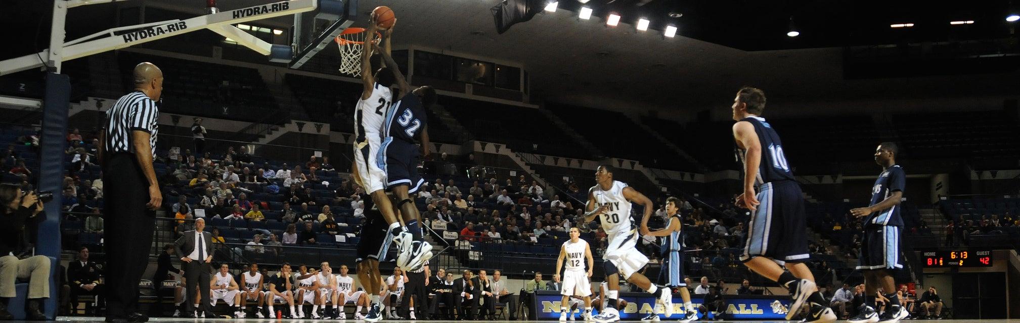 Navy Basketball Tickets