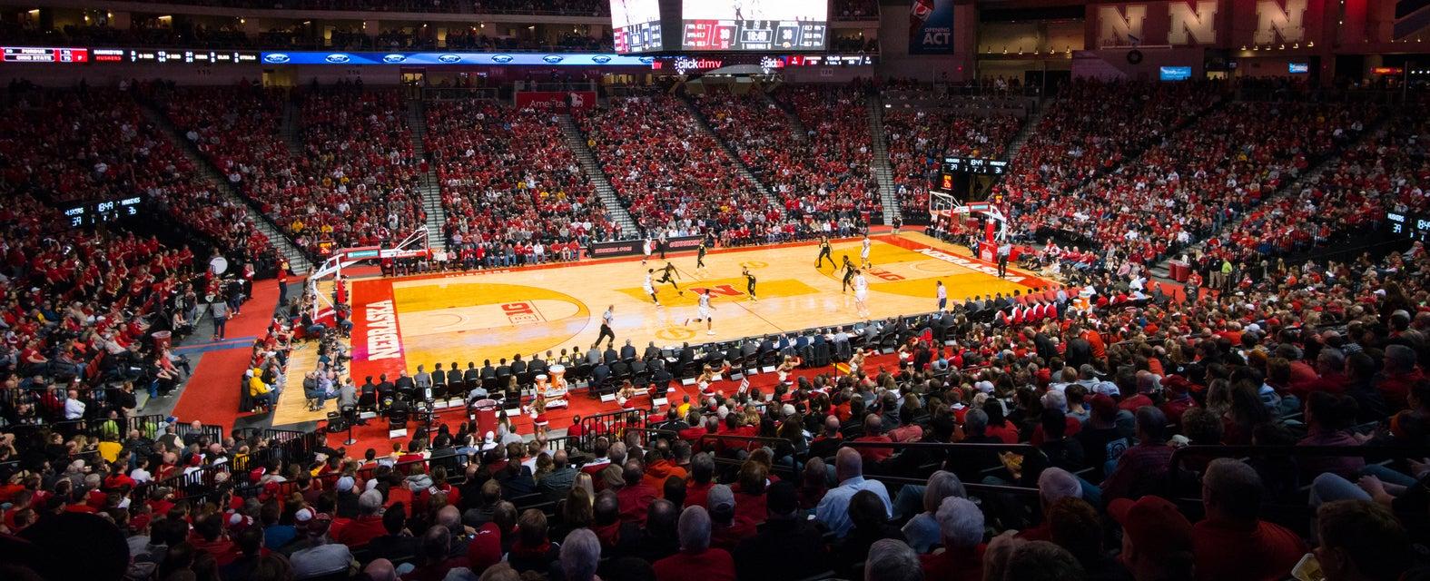 Nebraska Basketball Tickets