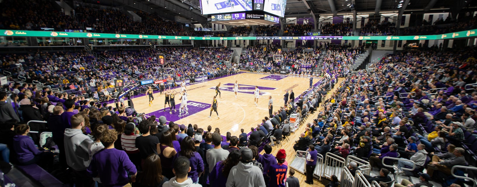 Northwestern Basketball Tickets