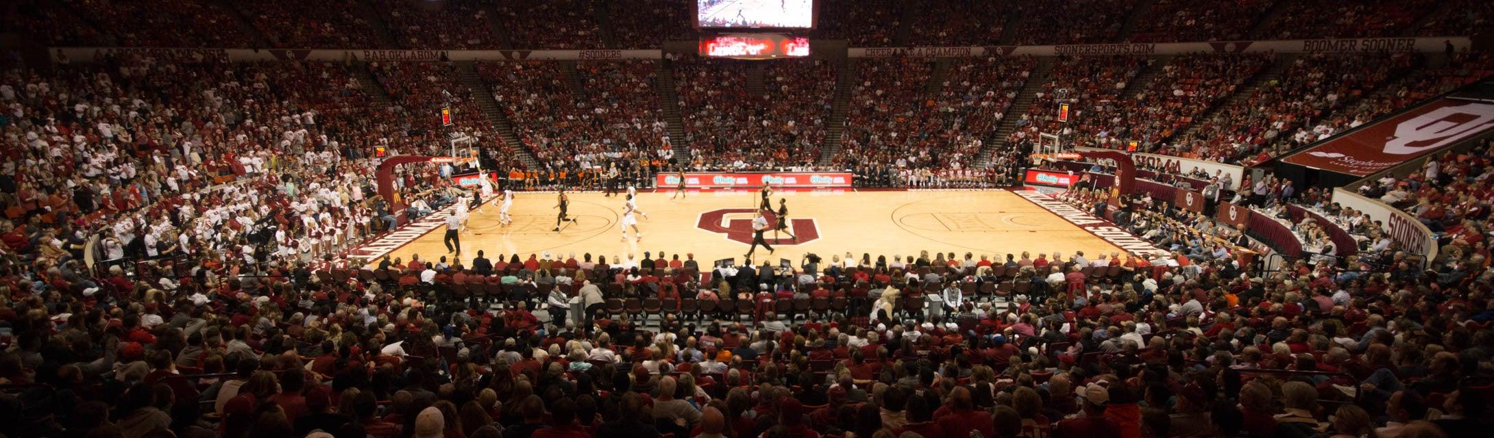 Oklahoma Basketball Tickets