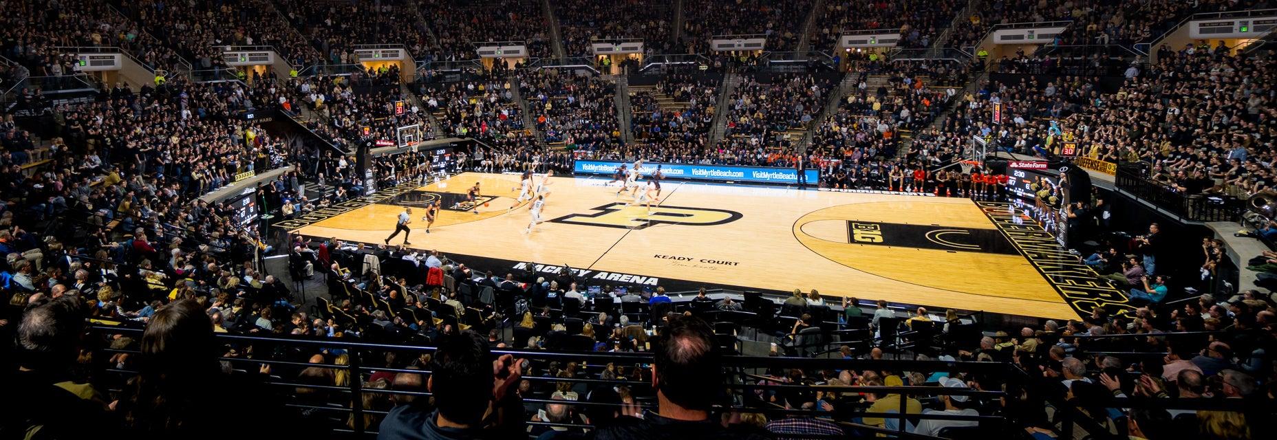 Purdue Basketball Tickets