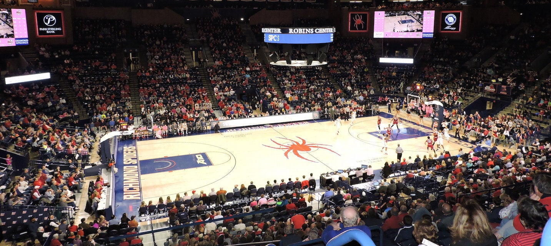 Richmond Basketball Tickets
