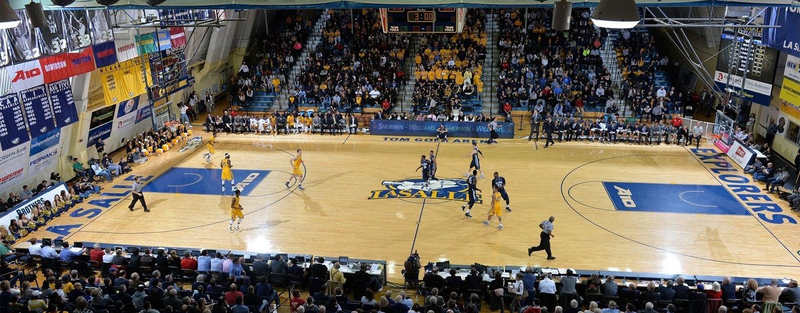 La Salle Basketball Tickets