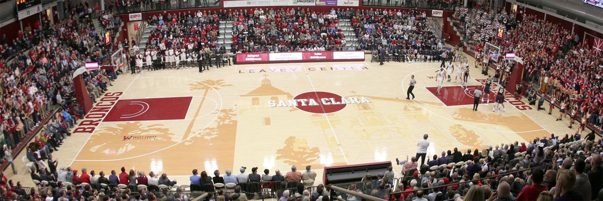 Santa Clara Basketball Tickets