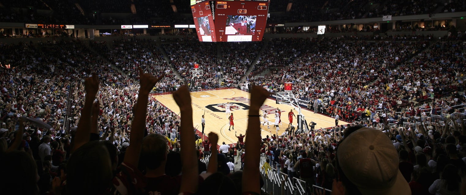 South Carolina Basketball Tickets