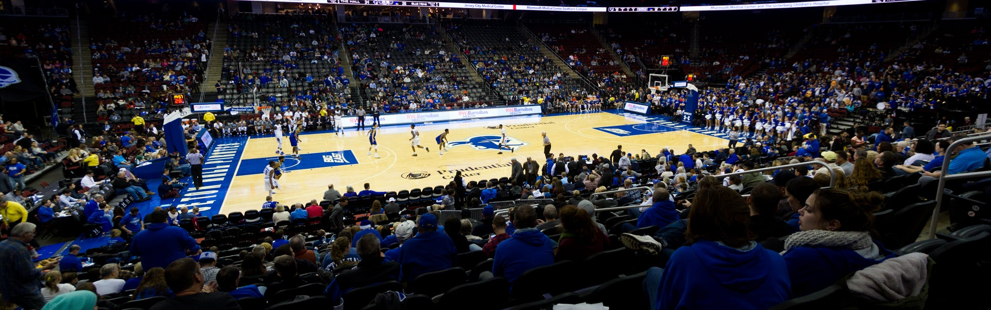 Seton Hall Basketball Tickets