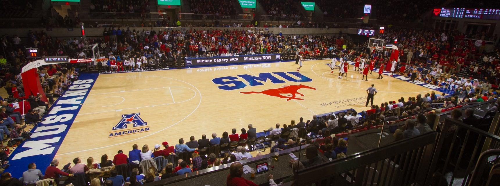 SMU Basketball Tickets