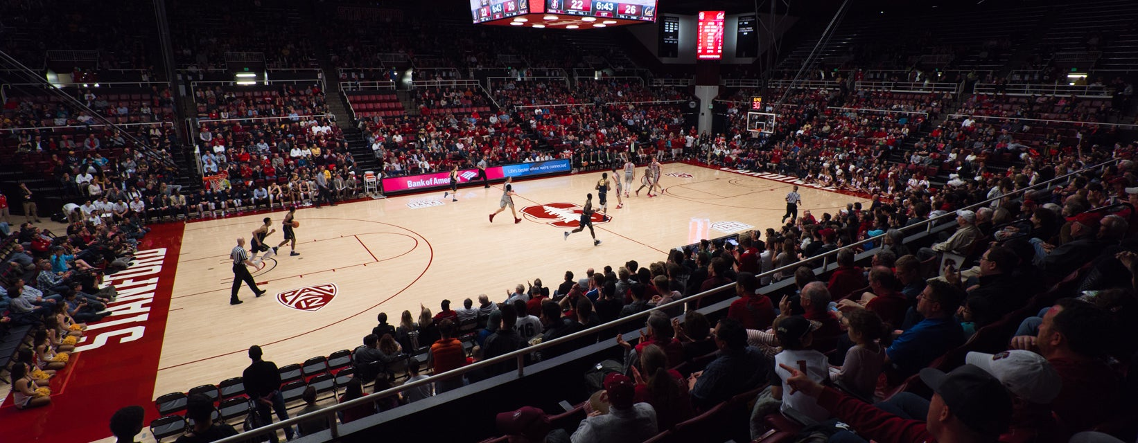Stanford Basketball Tickets