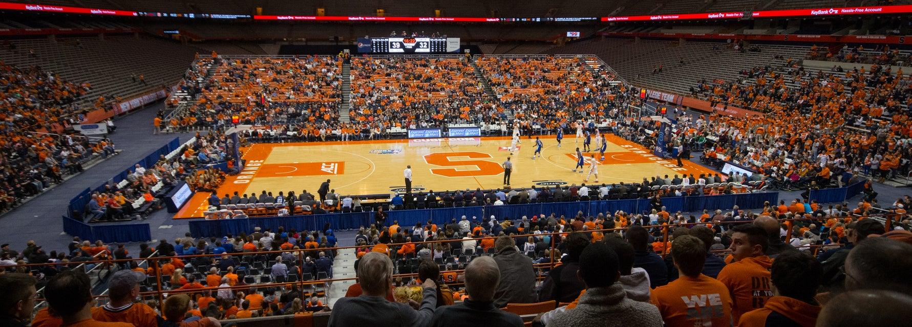 Syracuse Basketball Tickets
