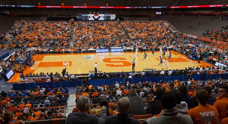 Syracuse Basketball Vs Colgate Basketball Tickets Gametime