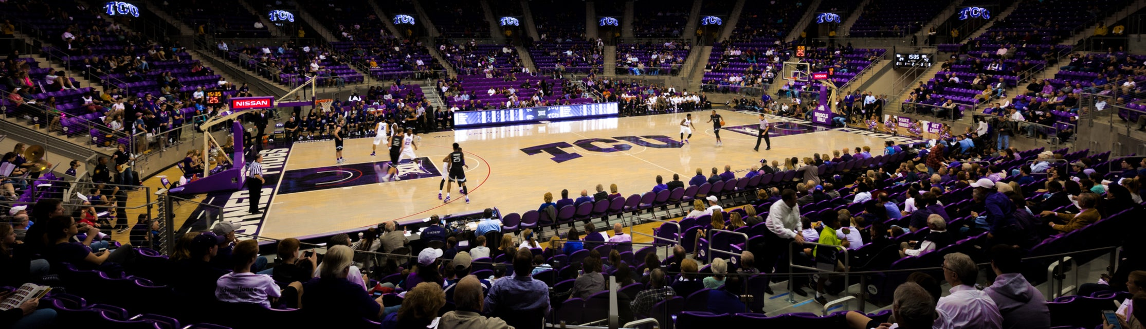TCU Basketball Tickets