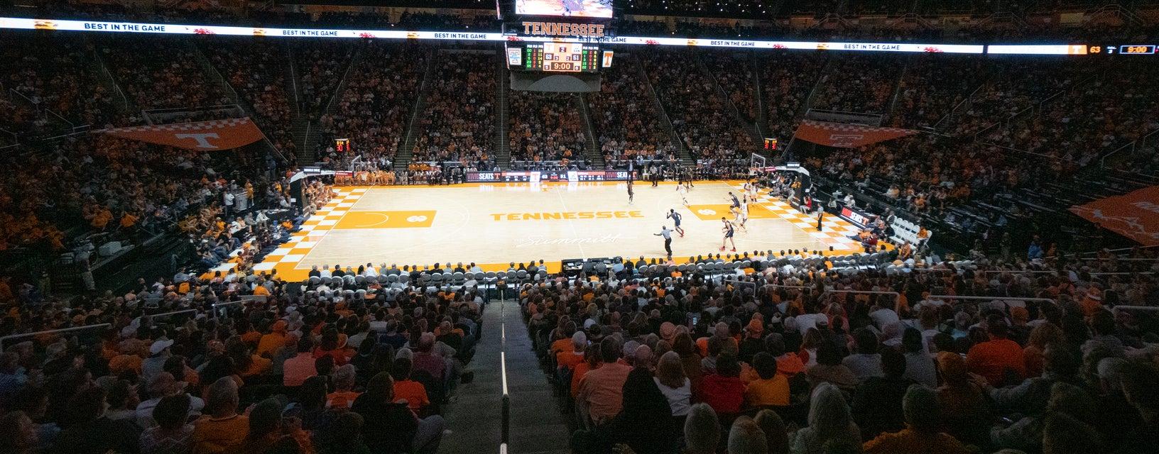 Tennessee Basketball Tickets