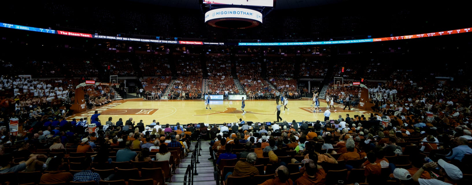 Texas Basketball Tickets