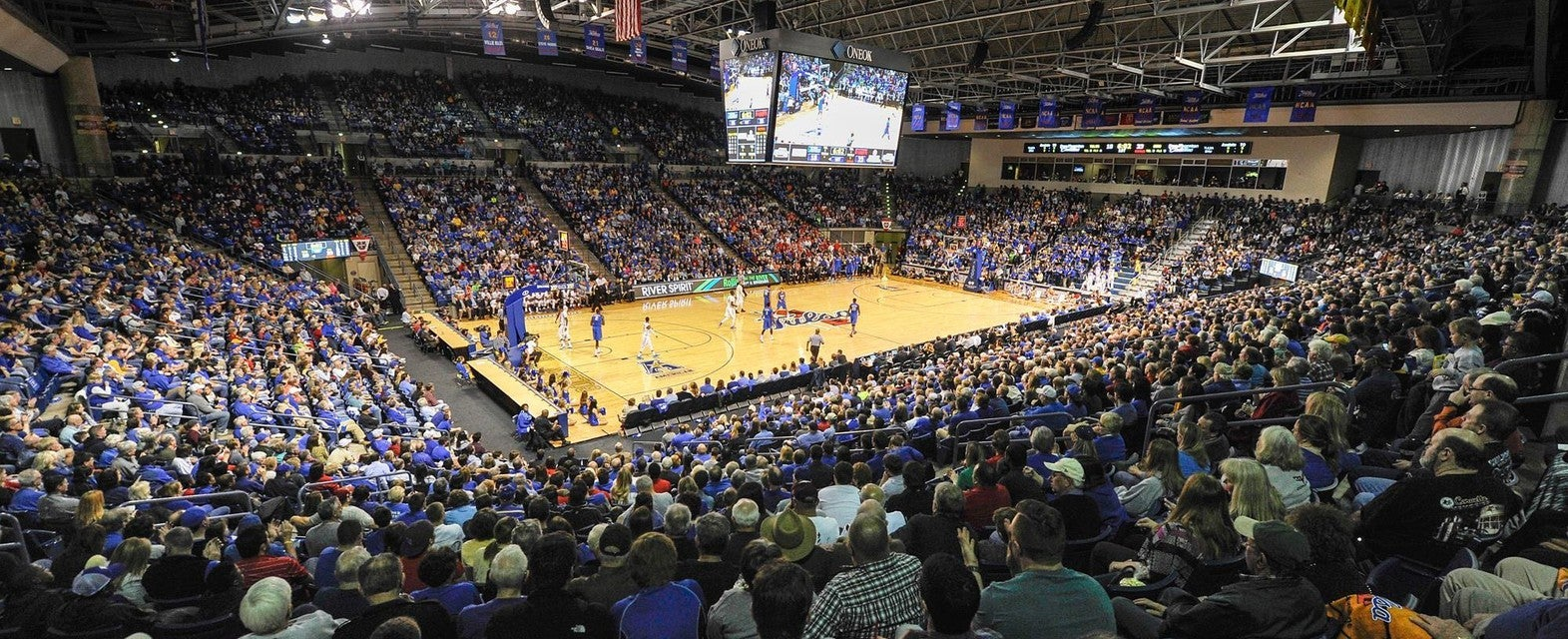 Tulsa Basketball Tickets