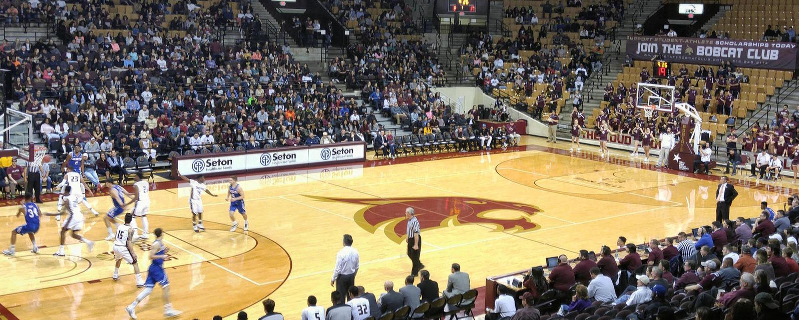 Texas State Basketball Tickets