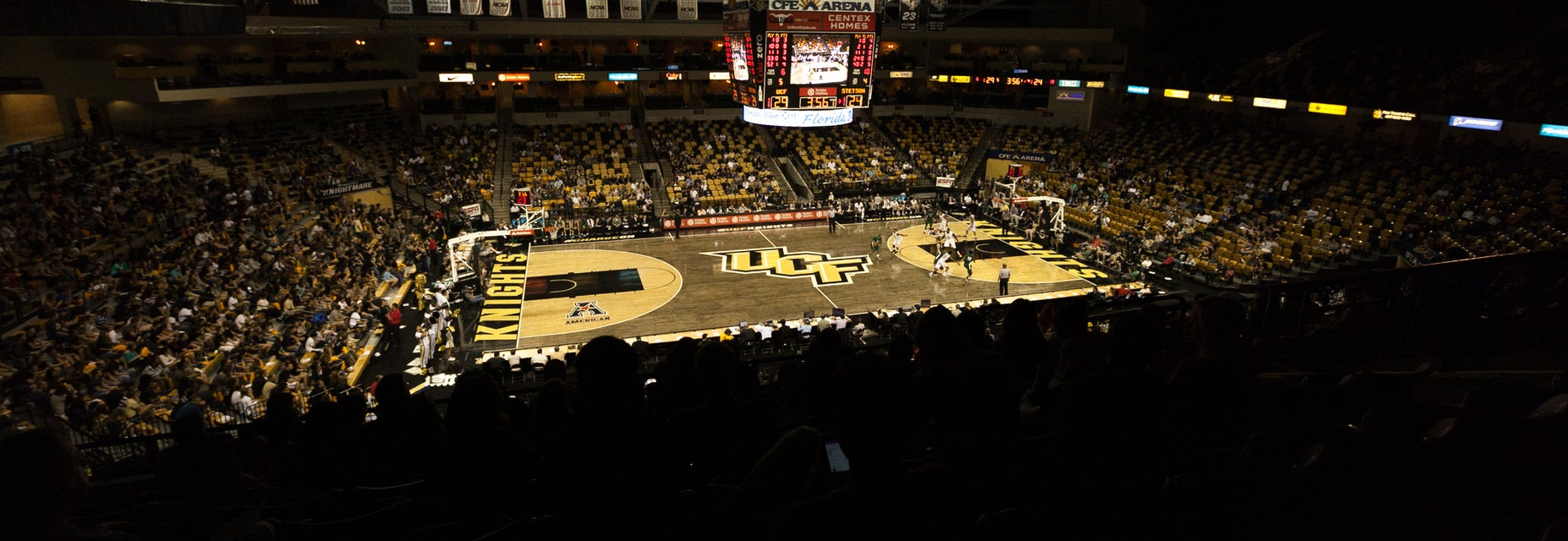 UCF Basketball Tickets