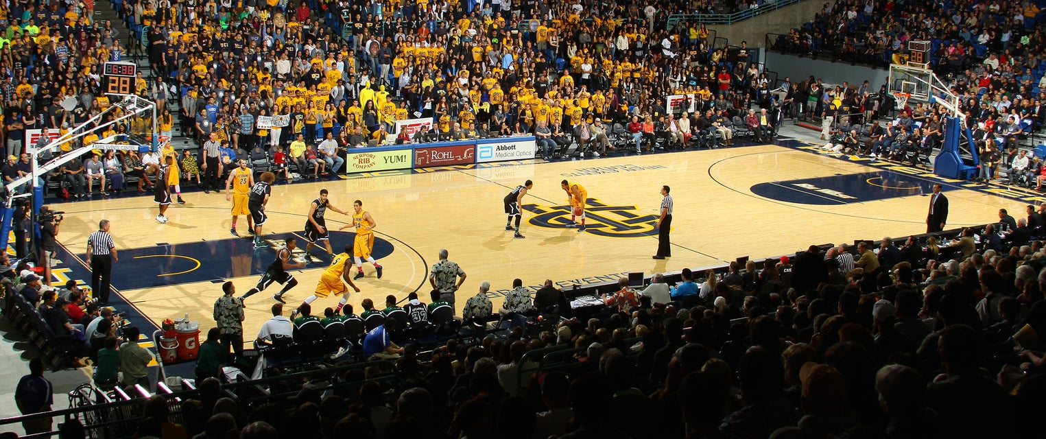 UC Irvine Basketball Tickets