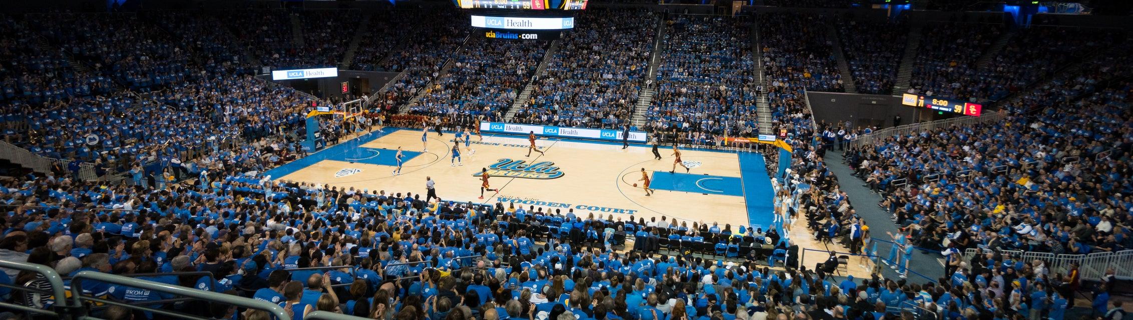 UCLA Basketball Tickets
