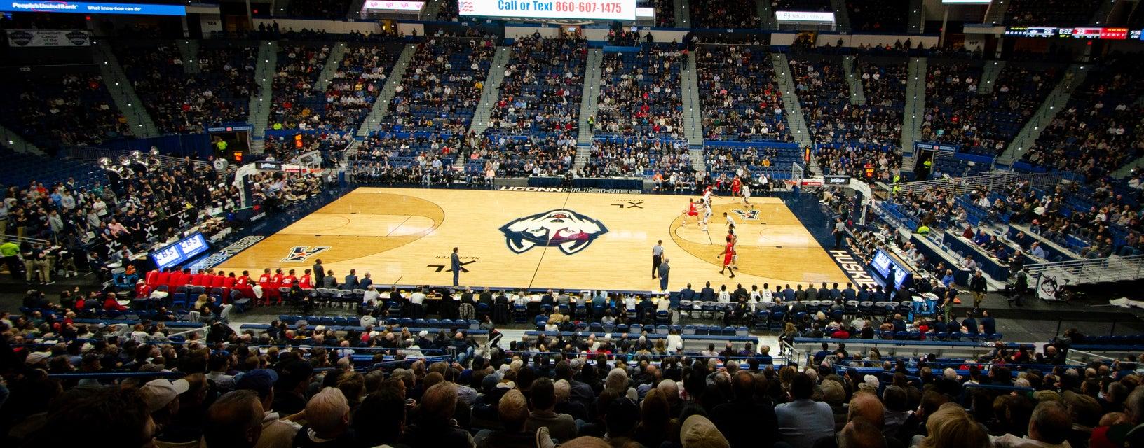 UCONN Mens Basketball Tickets
