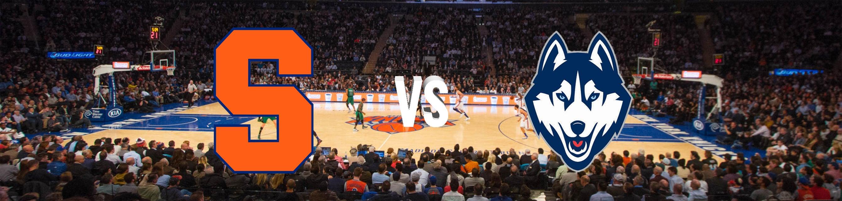 Syracuse vs UCONN Basketball Tickets