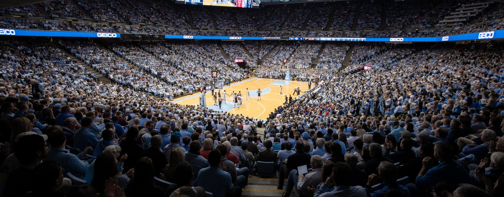 North Carolina Basketball Tickets