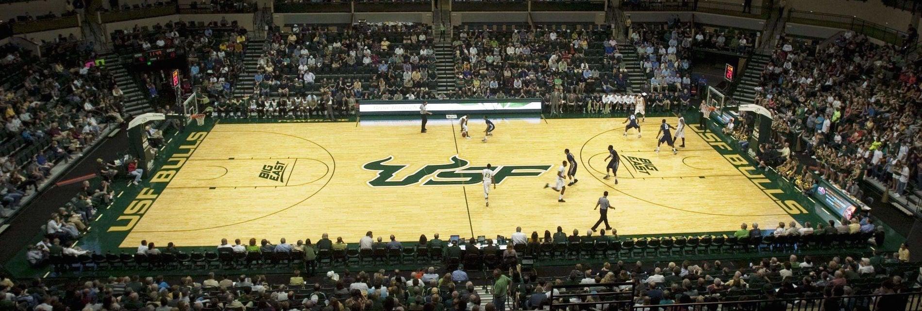 South Florida Basketball Tickets