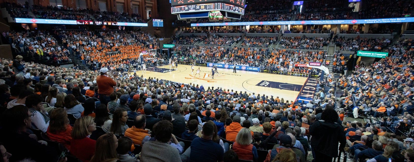 Virginia Basketball Tickets