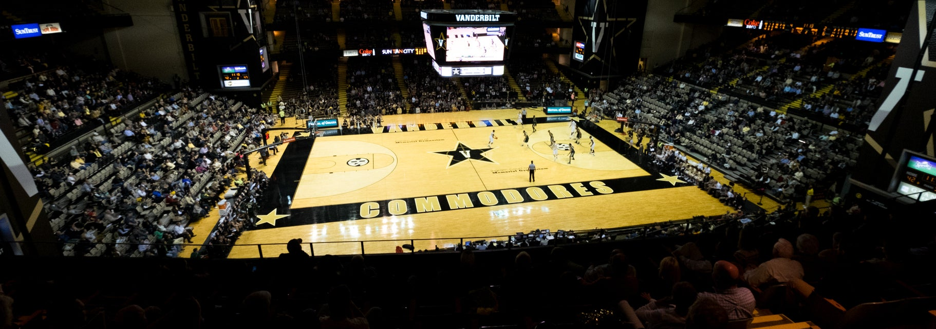 Vanderbilt Basketball Tickets