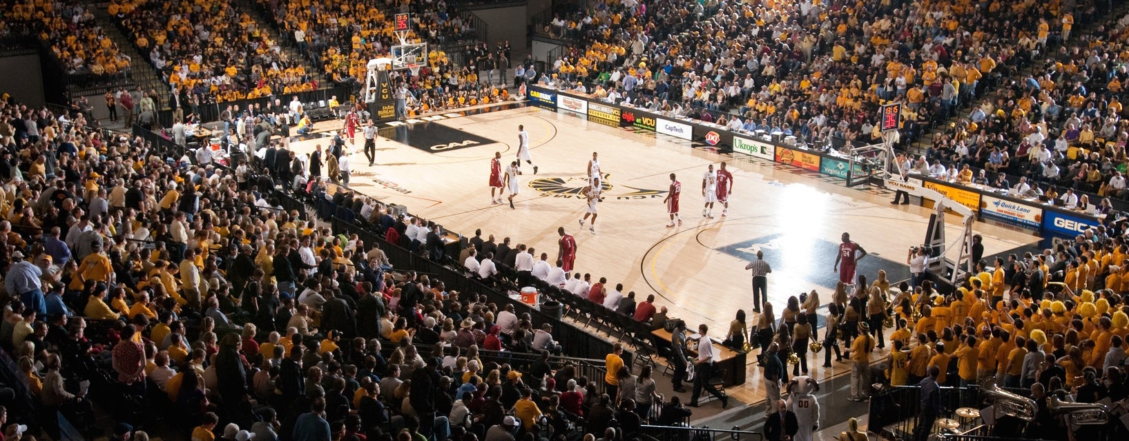 VCU Basketball Tickets