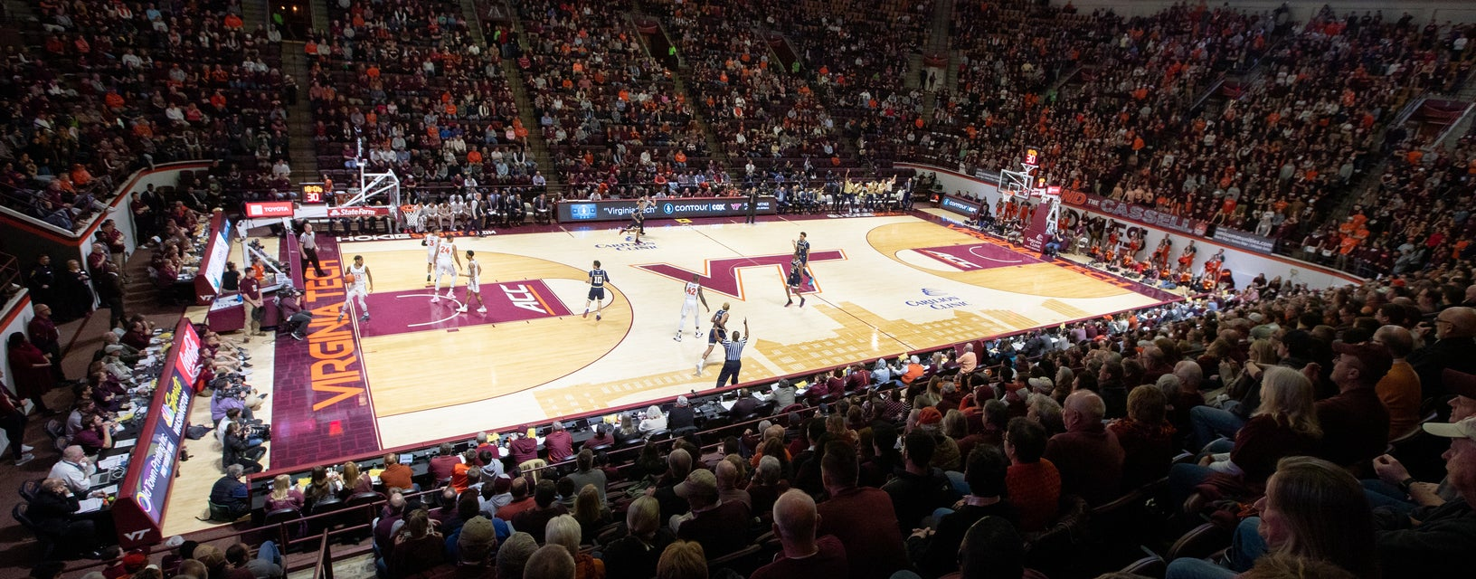 Virginia Tech Basketball Tickets