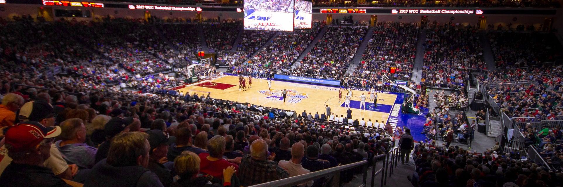 WCC Basketball Tournament Tickets