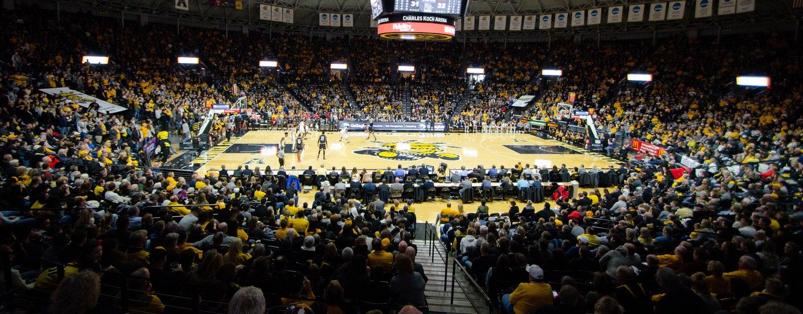 Wichita State Basketball Tickets