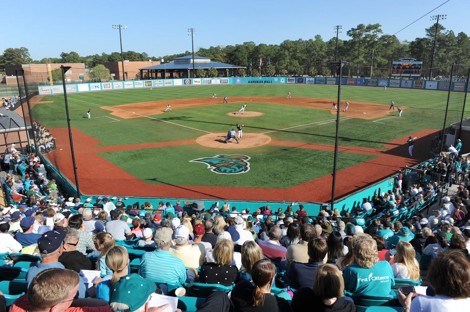 Coastal Carolina Baseball Tickets