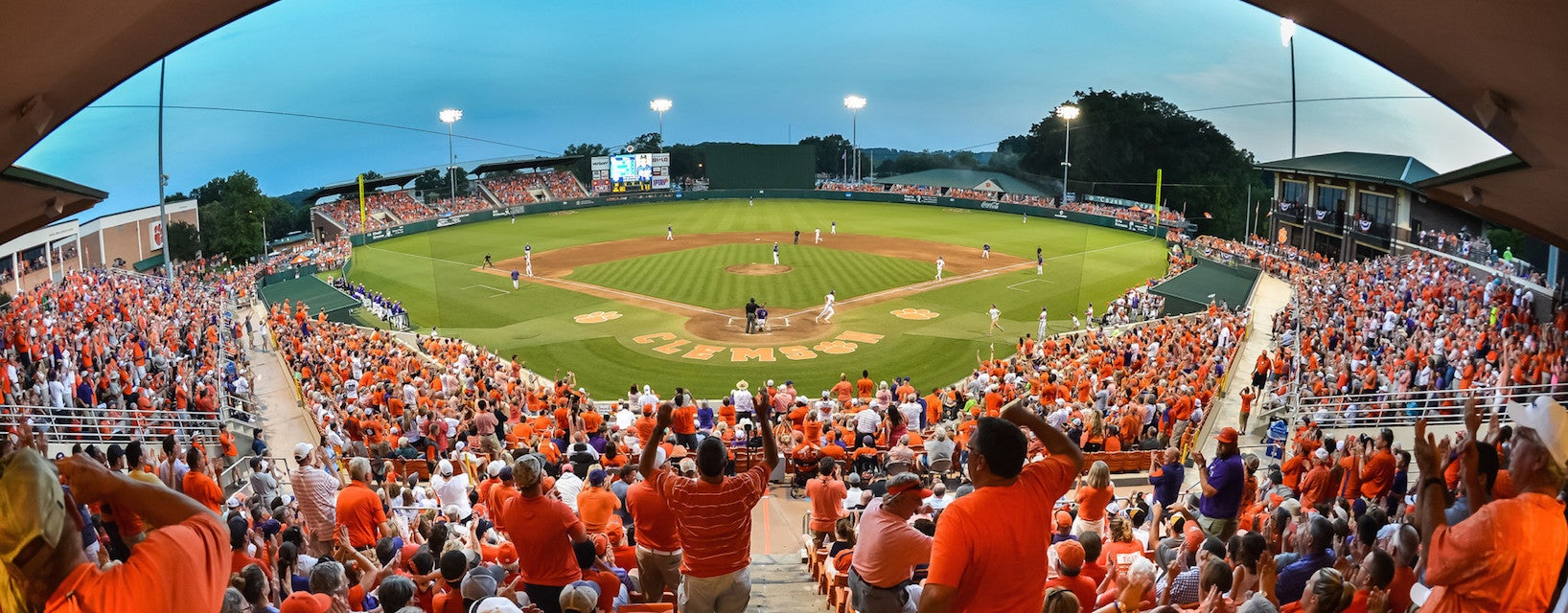 Clemson Baseball Tickets