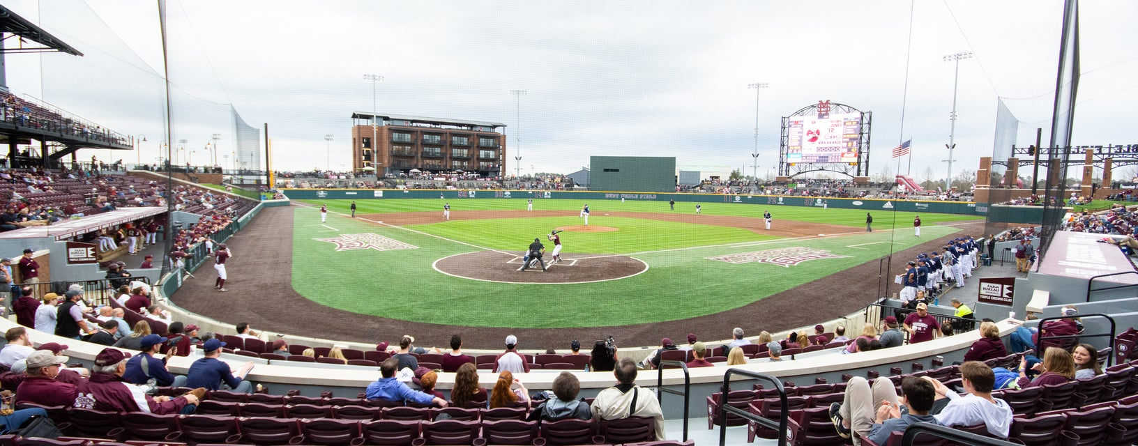 Mississippi State Baseball Tickets