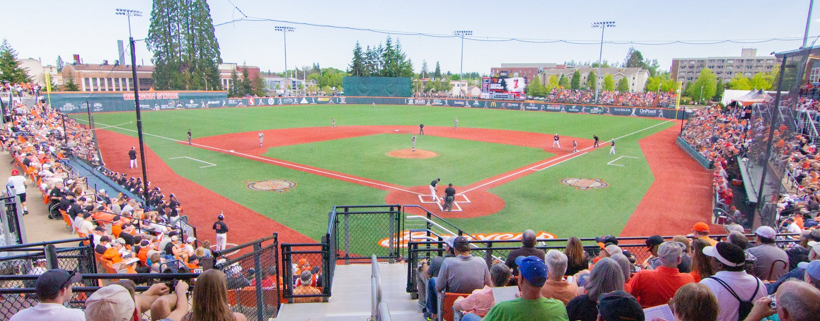 Oregon State Baseball Tickets