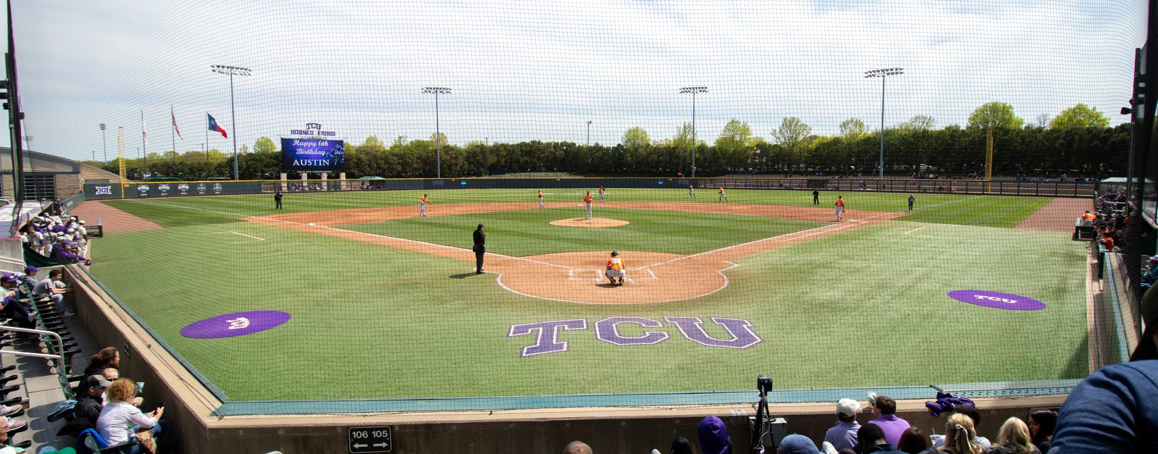 TCU Baseball Tickets