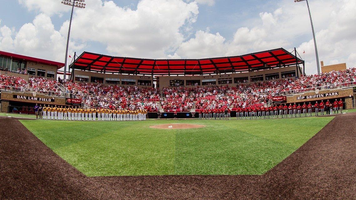 Texas Tech Baseball Tickets
