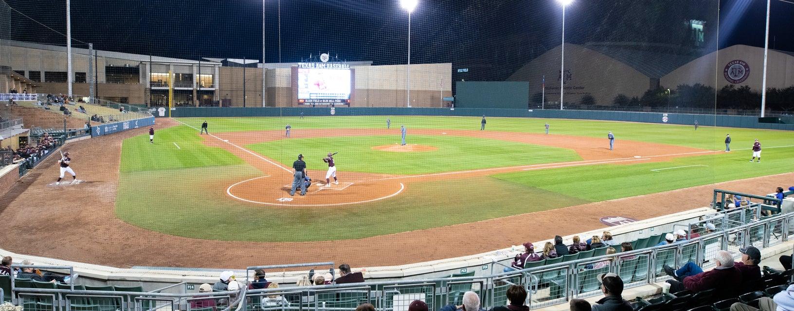 Texas A&M Baseball Tickets