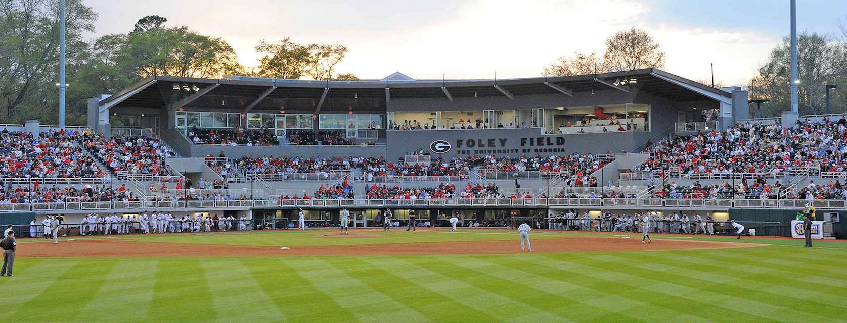 Georgia Baseball Tickets