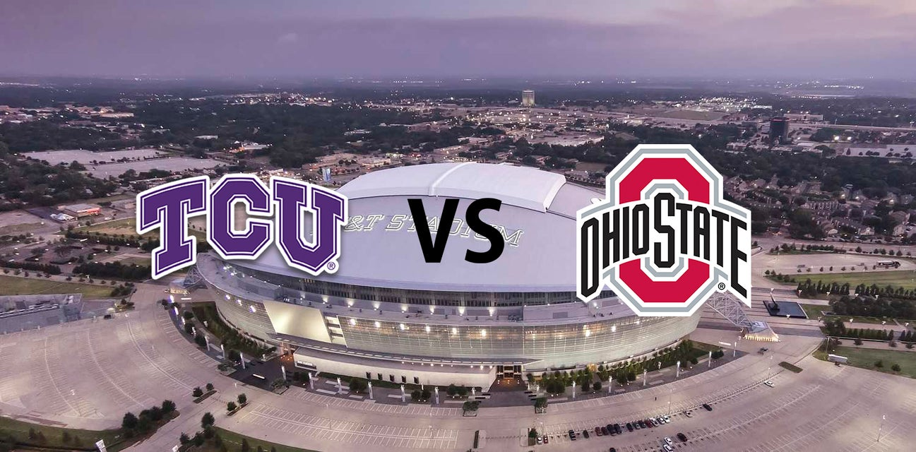 Ohio State vs TCU Tickets