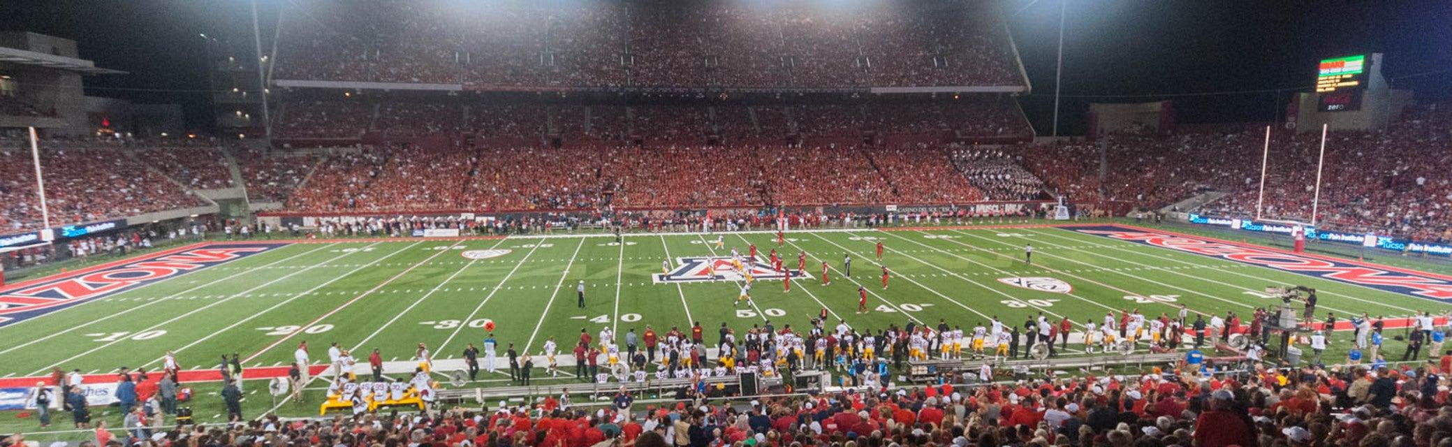 U of Arizona Football Tickets