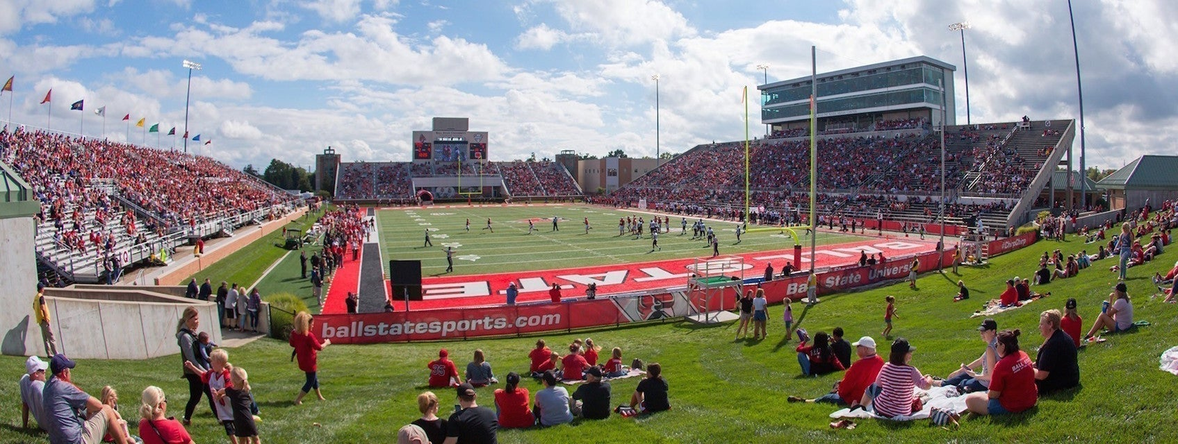 Ball State Football Tickets
